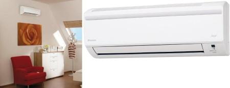 Daikin wall aircond